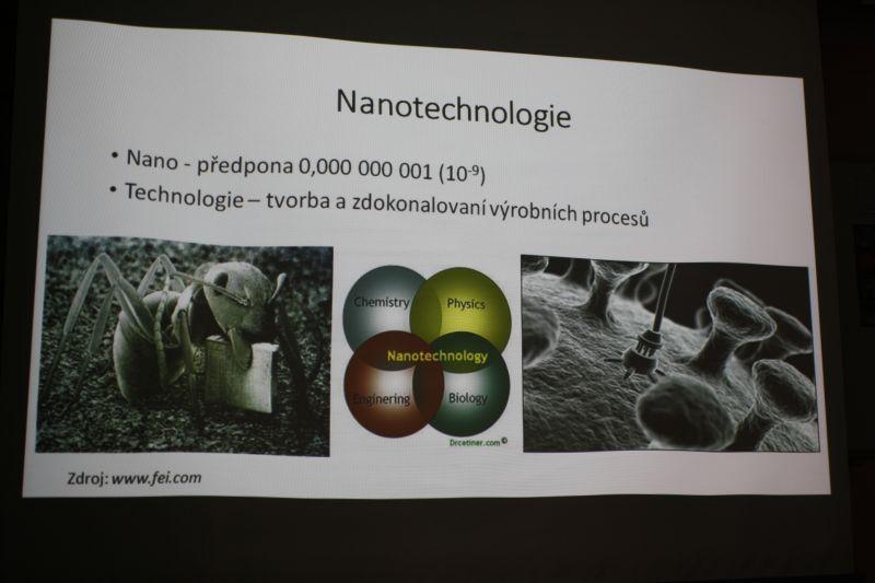 Nanotechnologie (Třebíč)