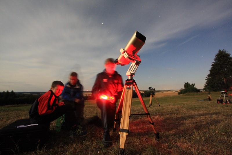 Astronomický tábor 2015